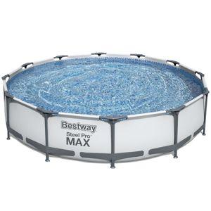 Bazén s kostrukcí s příslušenstvím 3.66x0.76m 56416