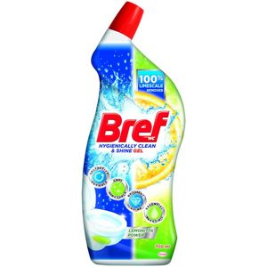 Bref wc čistič gel lemonitta 700 ml 717363