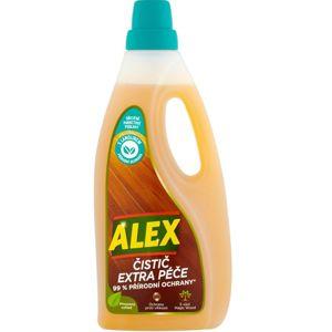 Čistič ALEX extra péče s vůní Magic Wood 750 ml
