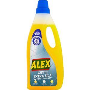 Čistič ALEX extra síla s vůní citronu 750 ml