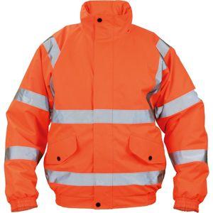 Cloton Hv Bunda Oranžová XL