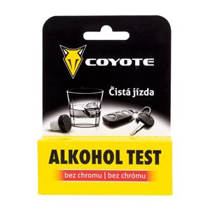 Coyote alkohol test