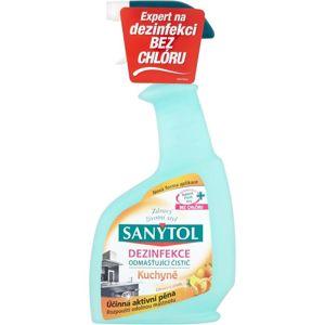 Dezinfekce čistič Sanytol odmašťující kuchyně citrusové plody 500 ml