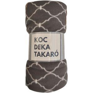 Fleecová deka ZMWXM588 maroko 130x170