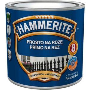 Hammerite hladká žlutá 0,25L