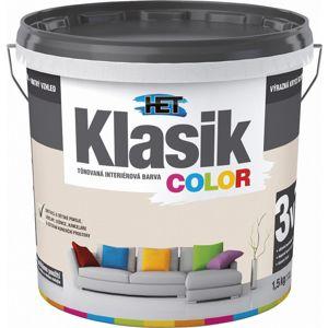 Het Klasik Color 0218 béžový pískový 1,5kg