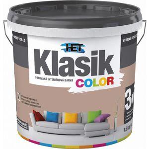 Het Klasik Color 0257 hnědý ořechový 1,5kg