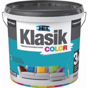 Het Klasik Color 0588 zelený tyrkysový 1,5kg