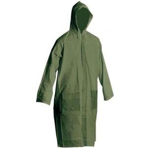 Irwell pláštěnka pvc zelená XL