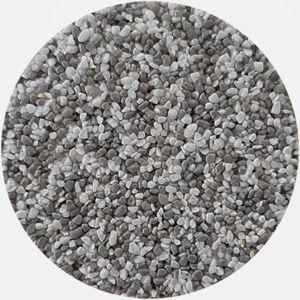 Kamenivo pro Tekutou dlažbu bílá-šedá 15,91 kg