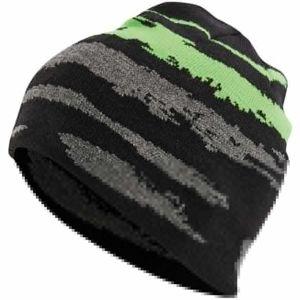 Noord čepice černá/zelená Xl/XXL