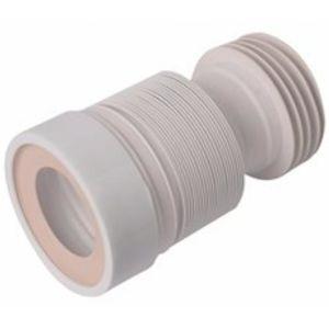 Odpadní trubka WC 110 flexibilní L-230-500