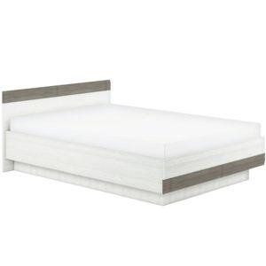 Posteľ Blanco 31 150 borovice sněžná/new grey