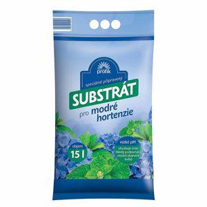 Profík - substrát pro modré hortenzie 15 l