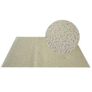 Prostírání PVC, 45x30 cm, béžové