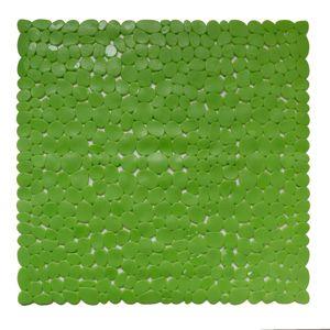 Sprchová podložka kameny 54x54 j-s5454 zelená
