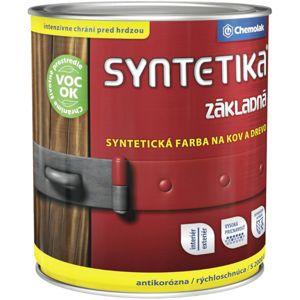Syntetika Zaklad. 0100 0,6l