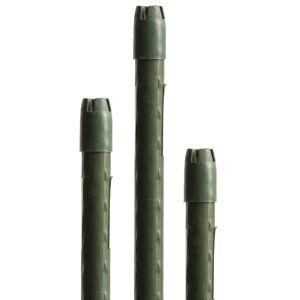Tyč ocelová zelená 11x900mm