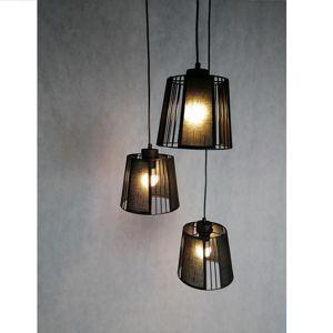 Závěsné svítidlo Carmen Black 1550  LW3
